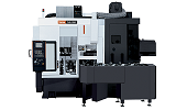 Vertical-lathe-CNC-IVS-200-MAZAK